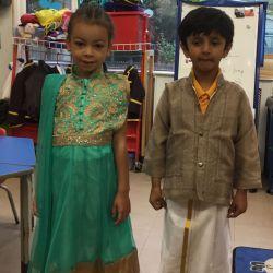 Pre-Prep learn all about Diwali