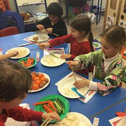 Reception celebrate Chinese New Year