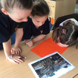 What topic will Year 3 be doing in Geography?