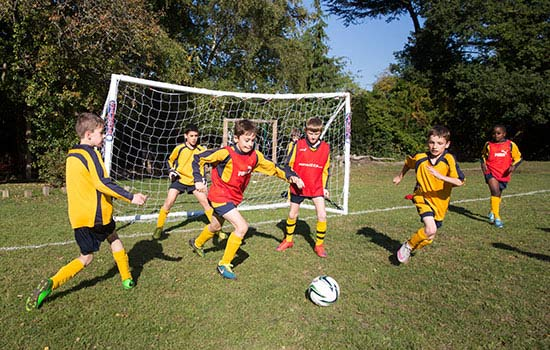 St Davids Prep, Kent, Sports, Football