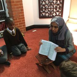 Year 5 visit a local Mosque